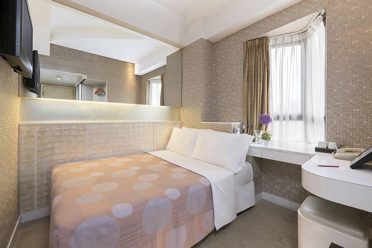 Standard Room: The cosy Standard Room provides the ultimate in guest comfort