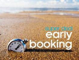 Early Booking Offers - Save Up To 20% On Your Stay