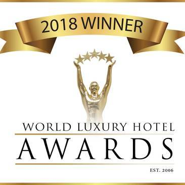 2018 World Luxury Hotel Awards (Luxury Contemporary Hotel)