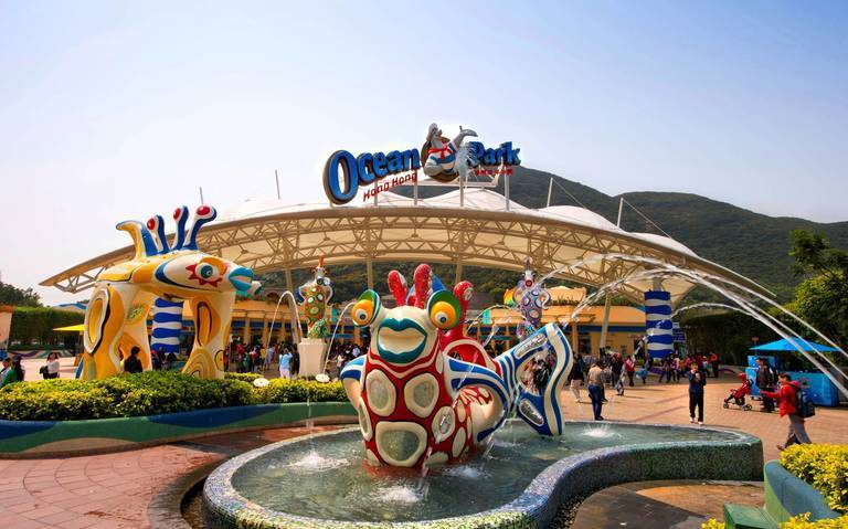 Hong Kong Ocean Park Package