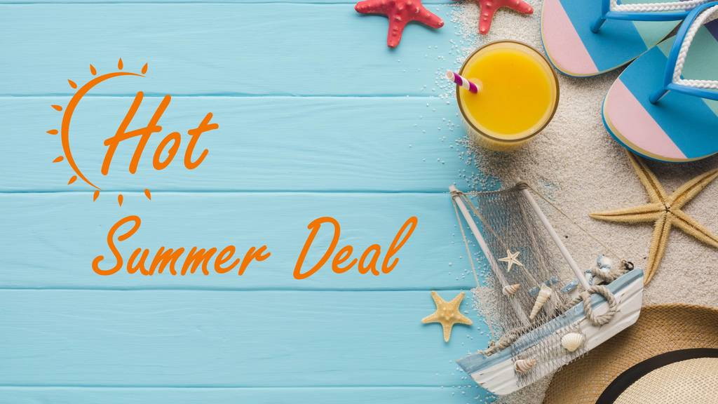 Hot Summer Deal with Breakfast