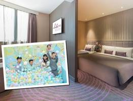 Play & Stay Family Staycation with 1 session at Kids Zone @Dorsett Tsuen Wan