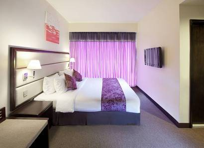 Deluxe Room: Upgrading the experience to a Deluxe Room is worth it