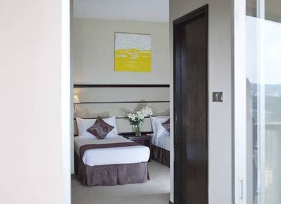 Superior Room: Our rooms are superior in all respects: spacious and comfortable