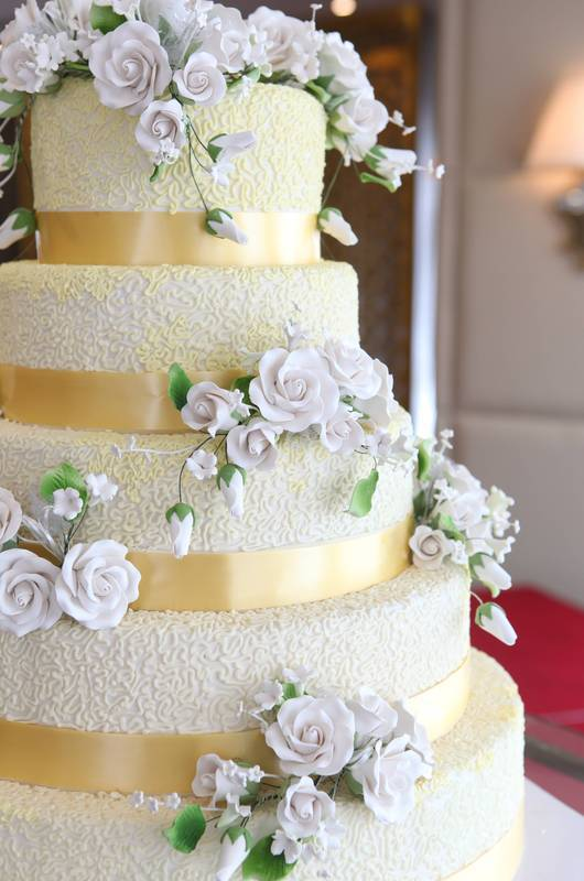 Wedding Cake: Blissful weddings are a piece of cake at Silka Cheras