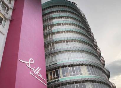 Hotel Facade: Silka Cheras, Kuala Lumpur's sleek, modern face is very welcoming