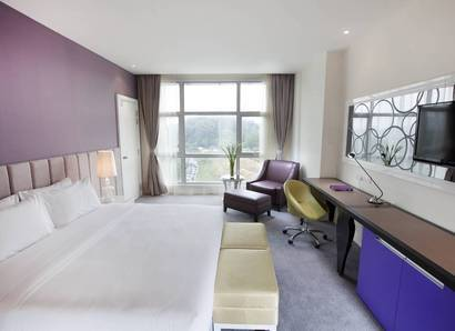 Silka Room: Upgrade the smooth as silk experience in the Silka Room
