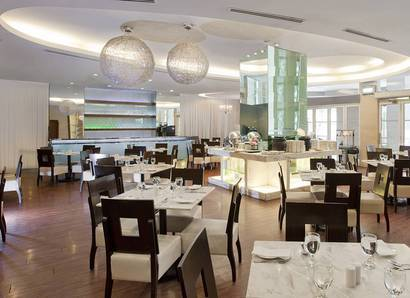 La Maison restaurant: The hotel's all-day dining restaurant is set to serve you