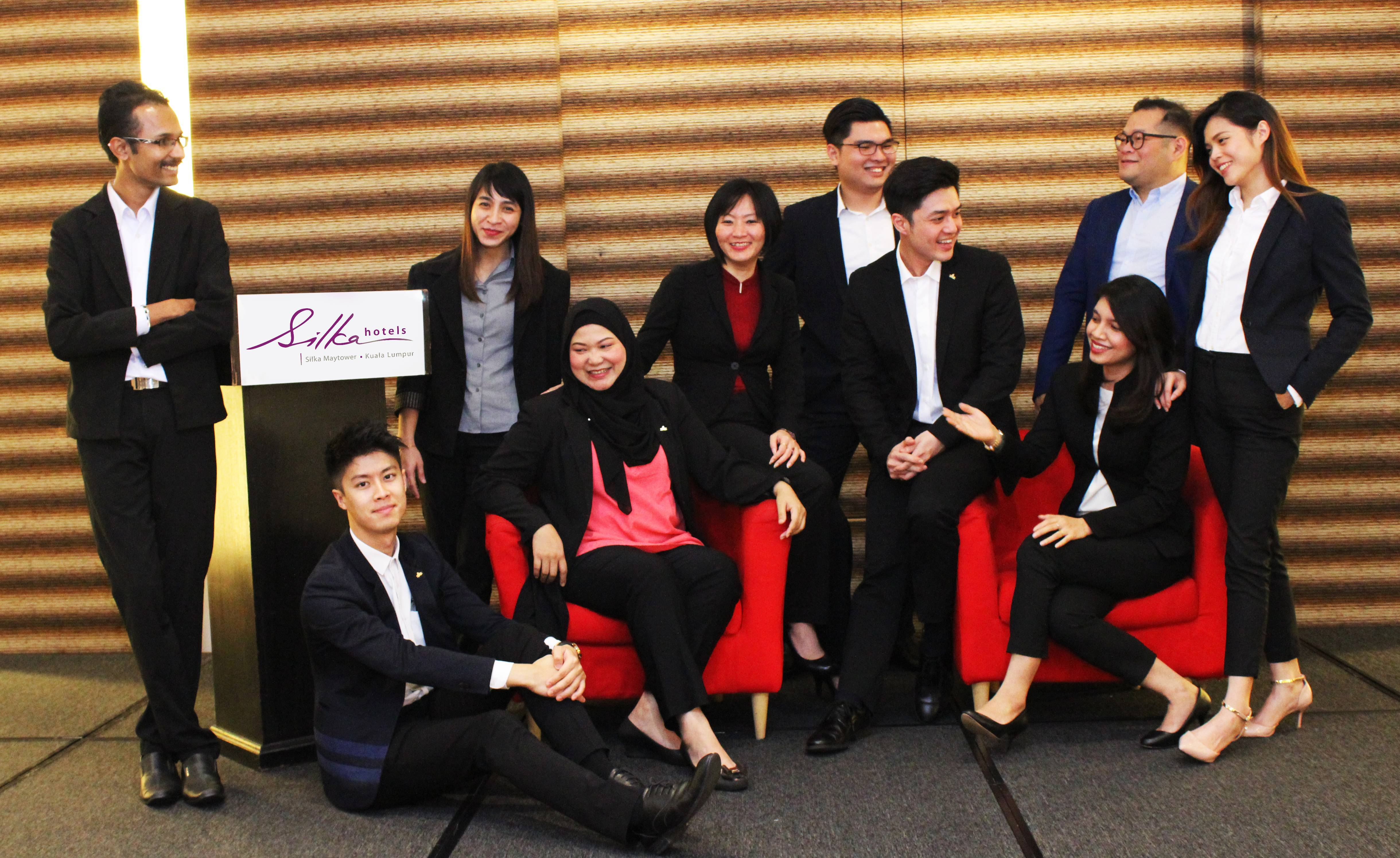 Exciting New Packages and Sales Team of Silka Hotels Malaysia