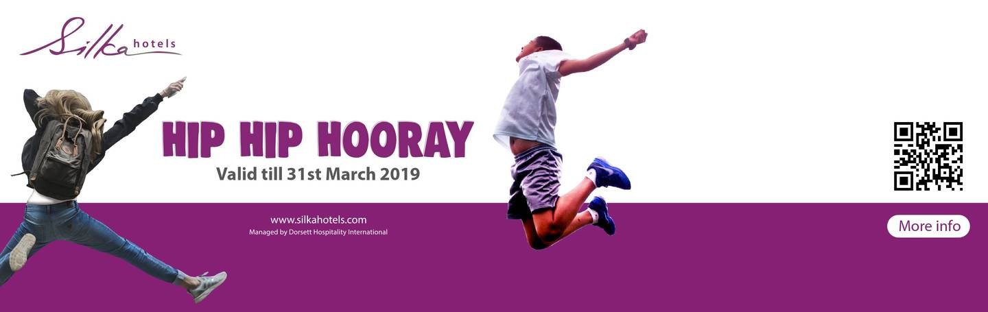 Silka Hotels Malaysia Hip Hip Hooray School Holiday Packages